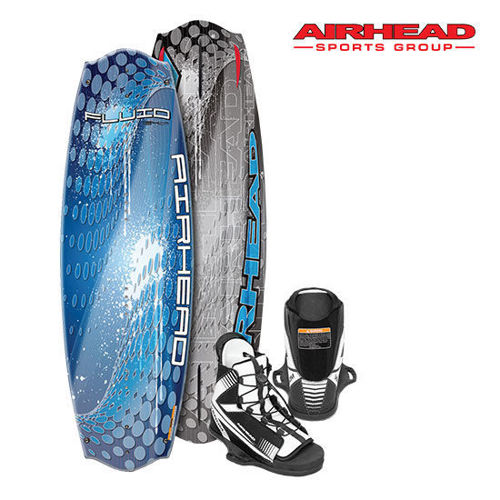 Picture of Airhead Wakeboard Head Fluid with Venom 9-12 Boots