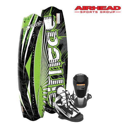 รูปภาพของ Airhead Wakeboard Ripslash with Venom 9-12 Boots