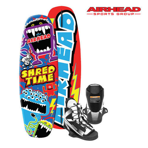 Picture of Airhead Wakeboard Shred Time with Venom 4-8 Boots