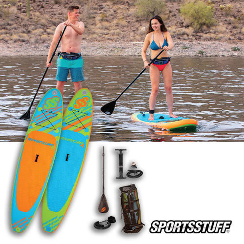 Picture of Sportsstuff Adventure Series Inflatable Stand Up Paddle Boards
