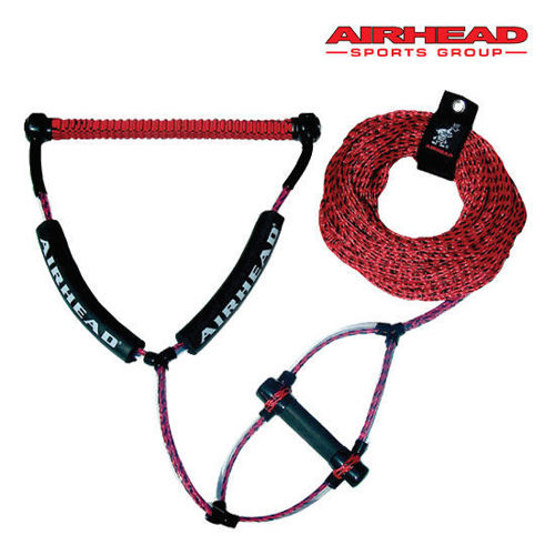 Picture of Airhead Wakeboard Rope & Handle - Phat Grip