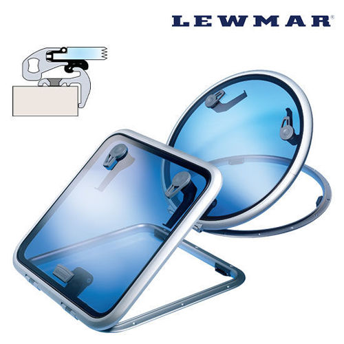 รูปภาพของ Lewmar Low Profile Hatches