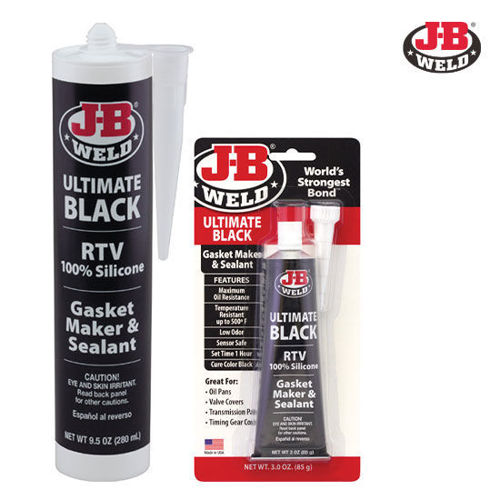 Picture of J-B Weld Ultimate Black GasketMaker