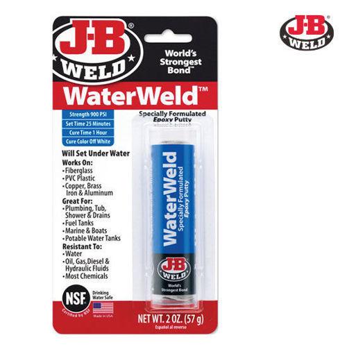 Picture of J-B Weld Epoxy Stick WaterWeld, 56.8gr