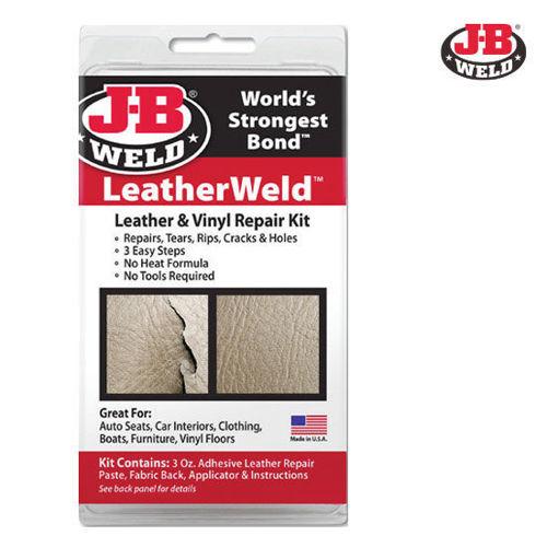 รูปภาพของ J-B Weld Kits LeatherWeld, Kit