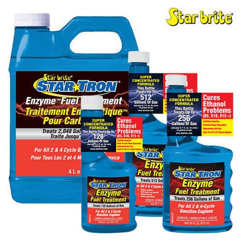 รูปภาพของ Star Brite Star Tron Enzyme Fuel Treatment - Gasoline