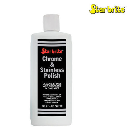 Picture of Star Brite Chrome and Stainless Polish, 236 ml
