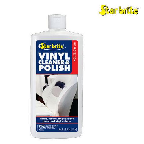 รูปภาพของ Star Brite Vinyl Cleaner & Polish, 473 ml