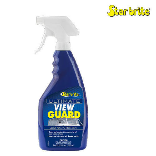 Picture of Star Brite View Guard Clear Plastic Treatment, 650 ml