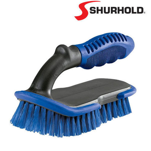 Picture of Shurhold Scrub Brush - With Handle