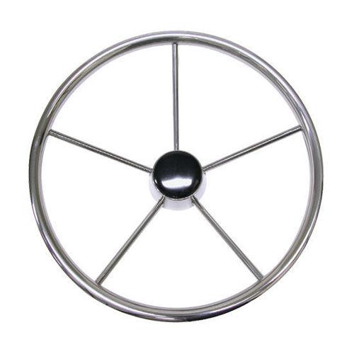 Picture of 5-Spoke Stainless Steel Steering Wheels