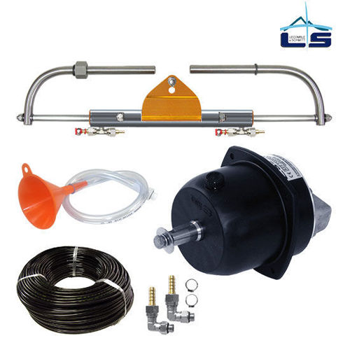 รูปภาพของ LS 80 PRO Steering Kit with 10m Tube