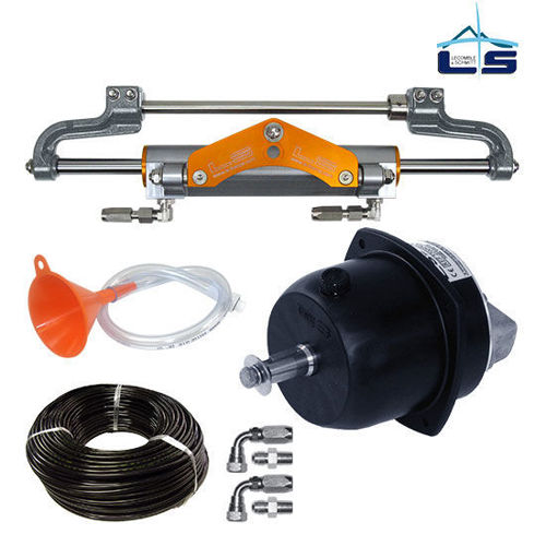 Picture of LS 3500 PRO Steering Kit with 10m Tube
