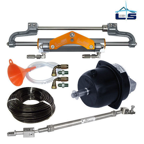 Picture of LS 7000 PRO Steering Kit with 10m Tube