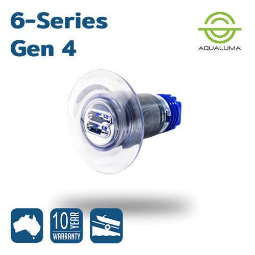 รูปภาพของ Aqualuma 6 Series G4 Underwater Lights