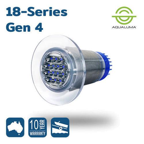 รูปภาพของ Aqualuma 18 Series G4 Underwater Lights