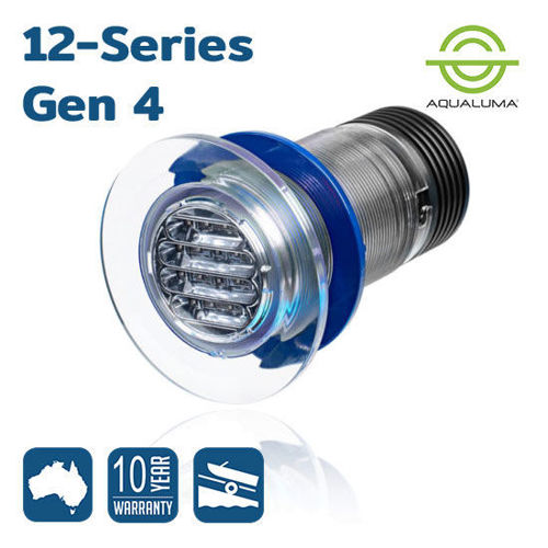 รูปภาพของ Aqualuma 12 Series G4 Underwater Lights
