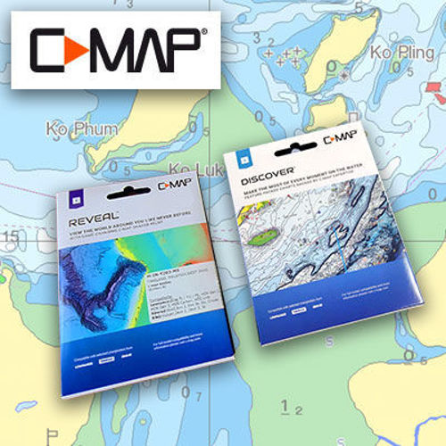 Picture of C-MAP Charts for Thailand