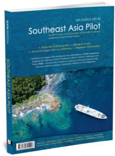 รูปภาพของ South East Asia Pilot - 6th Edition (2019)