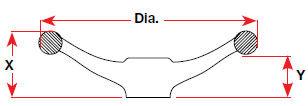 Steering Wheel Dimensions